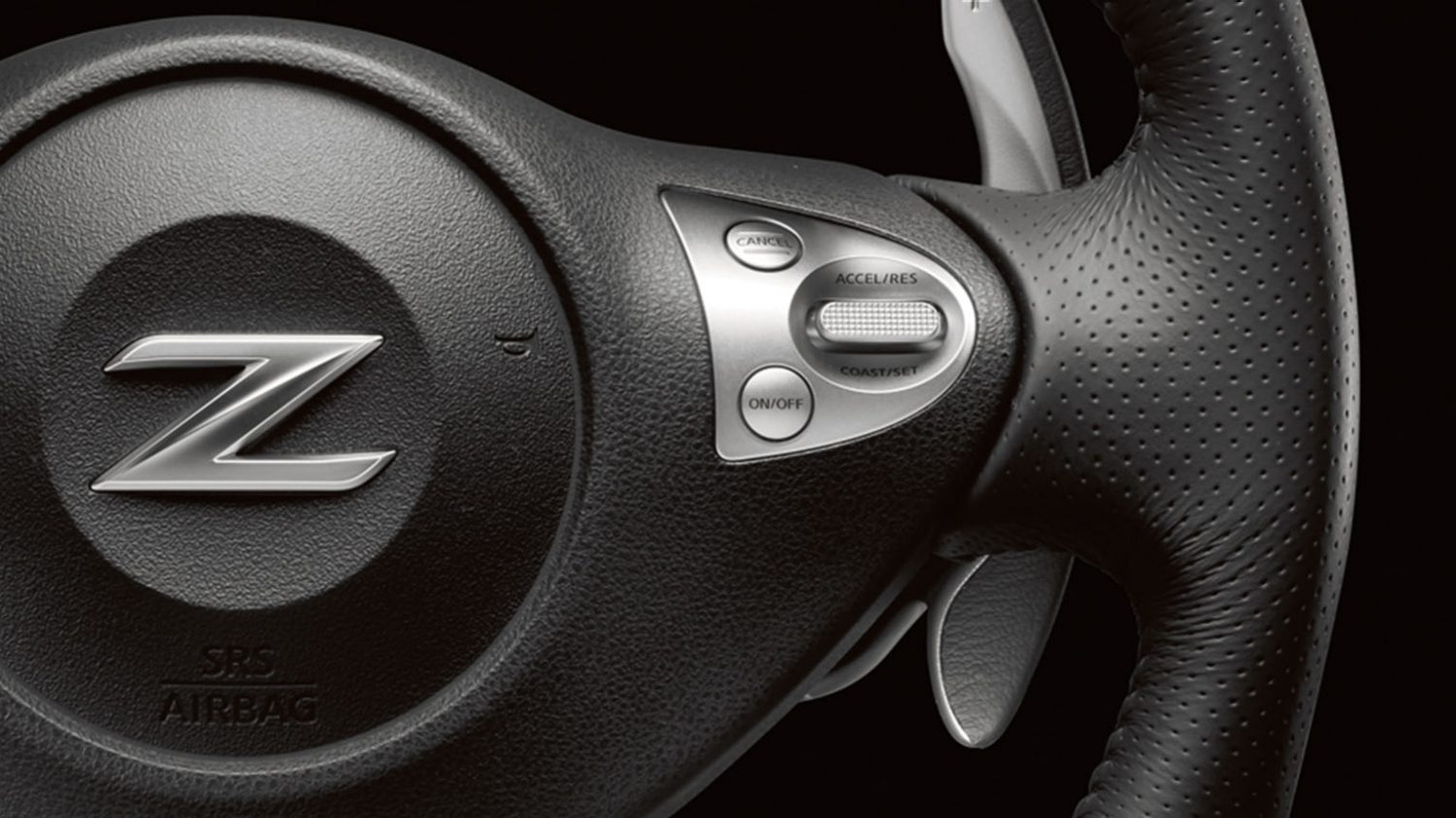 Steering Wheel-mounted Paddle Shifter