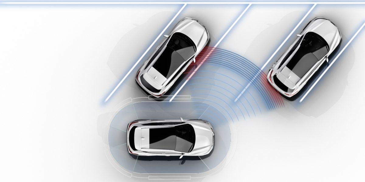 Nuovo Nissan QASHQAI - Sistema di assistenza al parcheggio intelligente