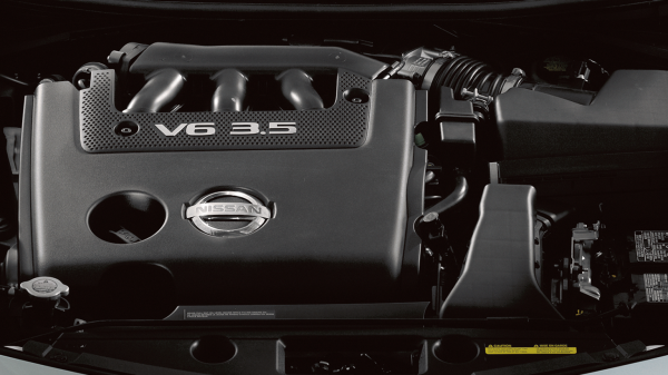 3.5-liter, 270-hp V6 engine