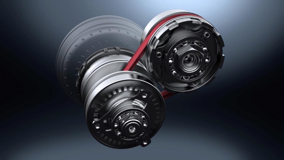 Nissan's Xtronic CVT transmission