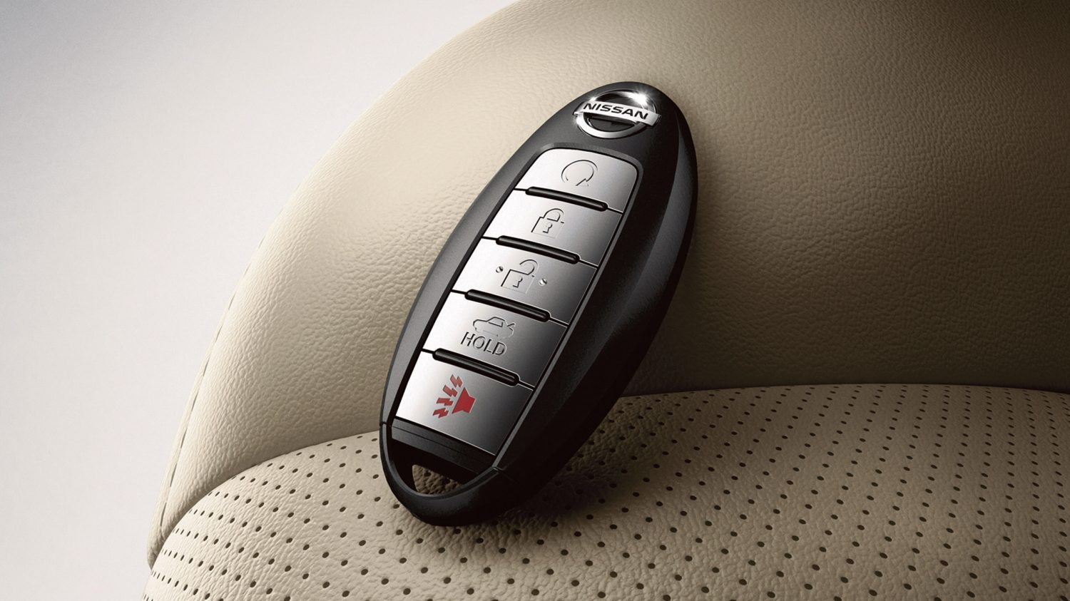 Nissan Altima intelligent key on seat