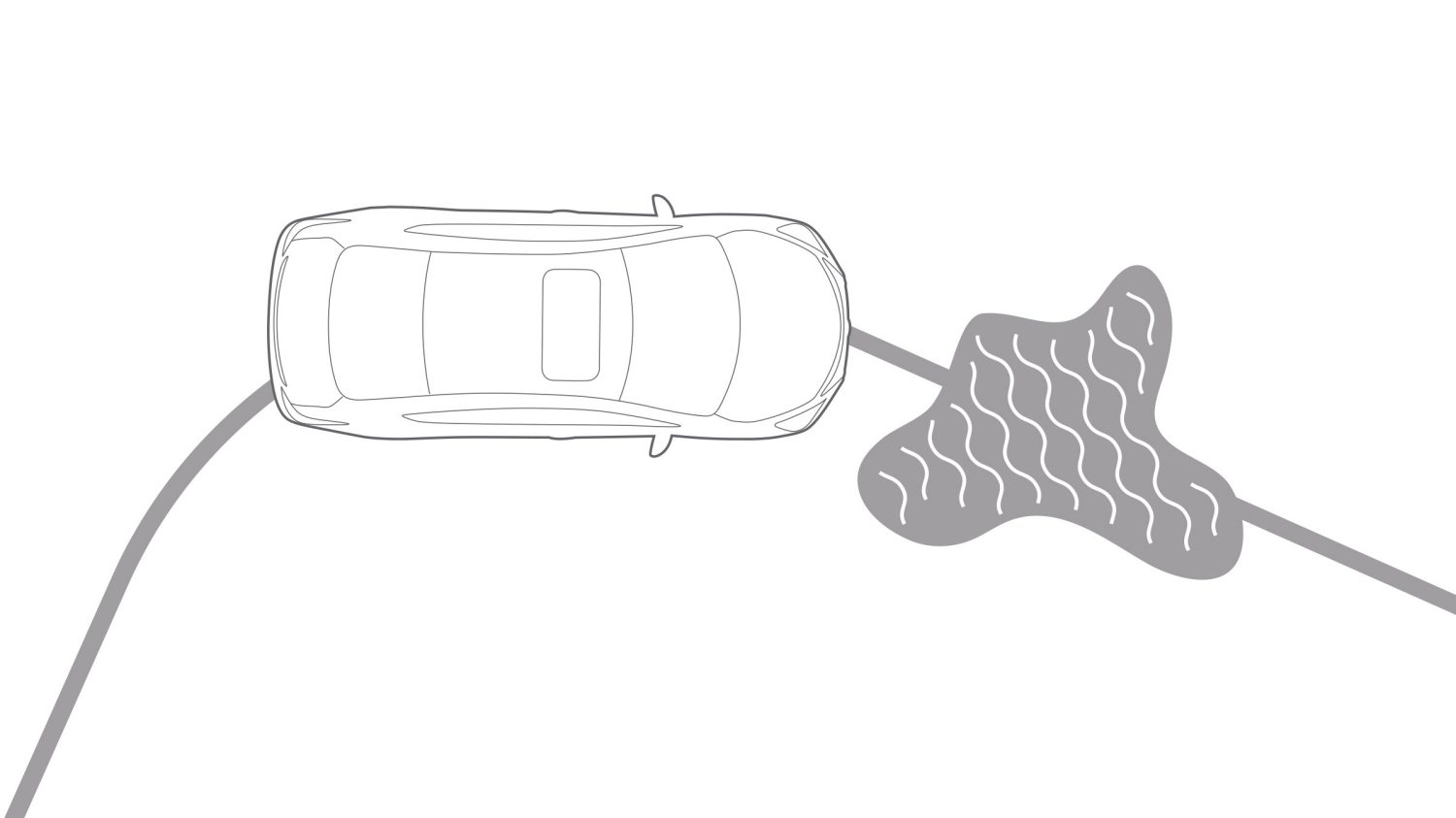 Nissan Altima traction control graphic