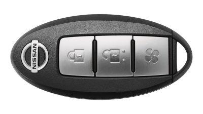 Combi Nissan e-NV200 EVALIA – inteligentny kluczyk