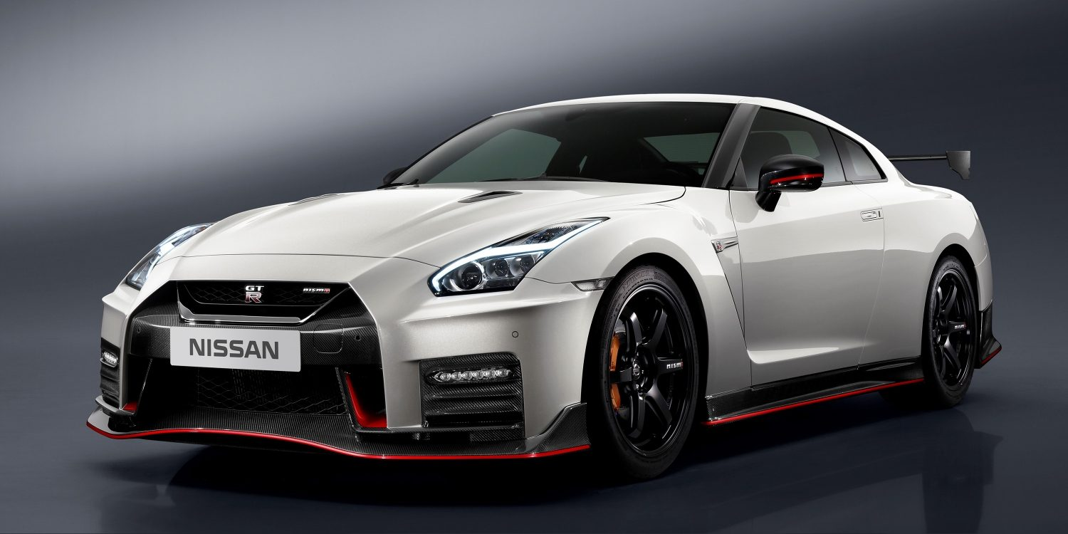 Très New Nissan GT-R NISMO - Supercar - Nissan ON42