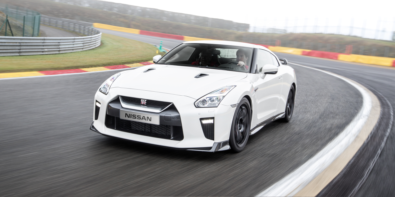 Souvent New Nissan GT-R NISMO - Supercar - Nissan GS89