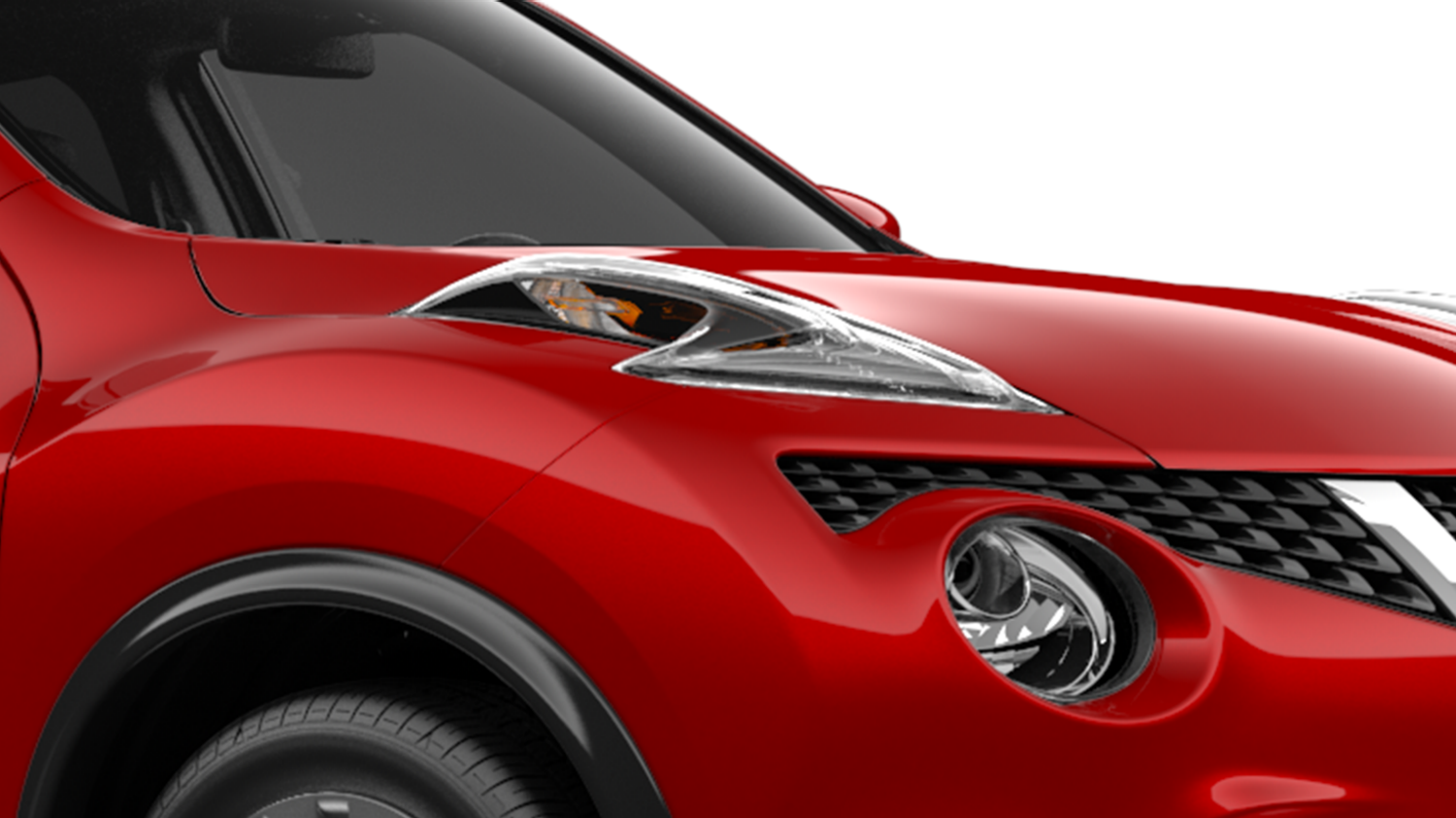 Nissan Juke cross over – Udvendigt design – Lys