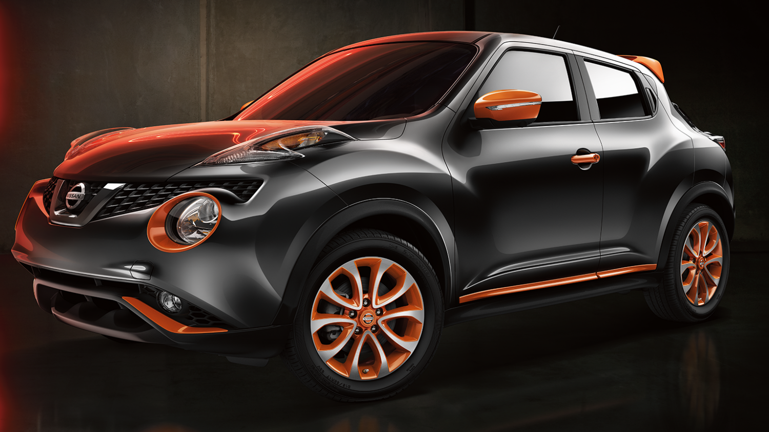 Compact & mini SUV design - Personalise Colour | Nissan Juke