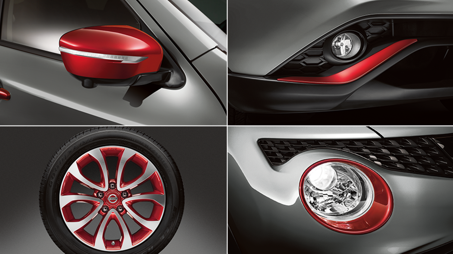 Compact & mini SUV design - Personalise Exterior pack | Nissan Juke