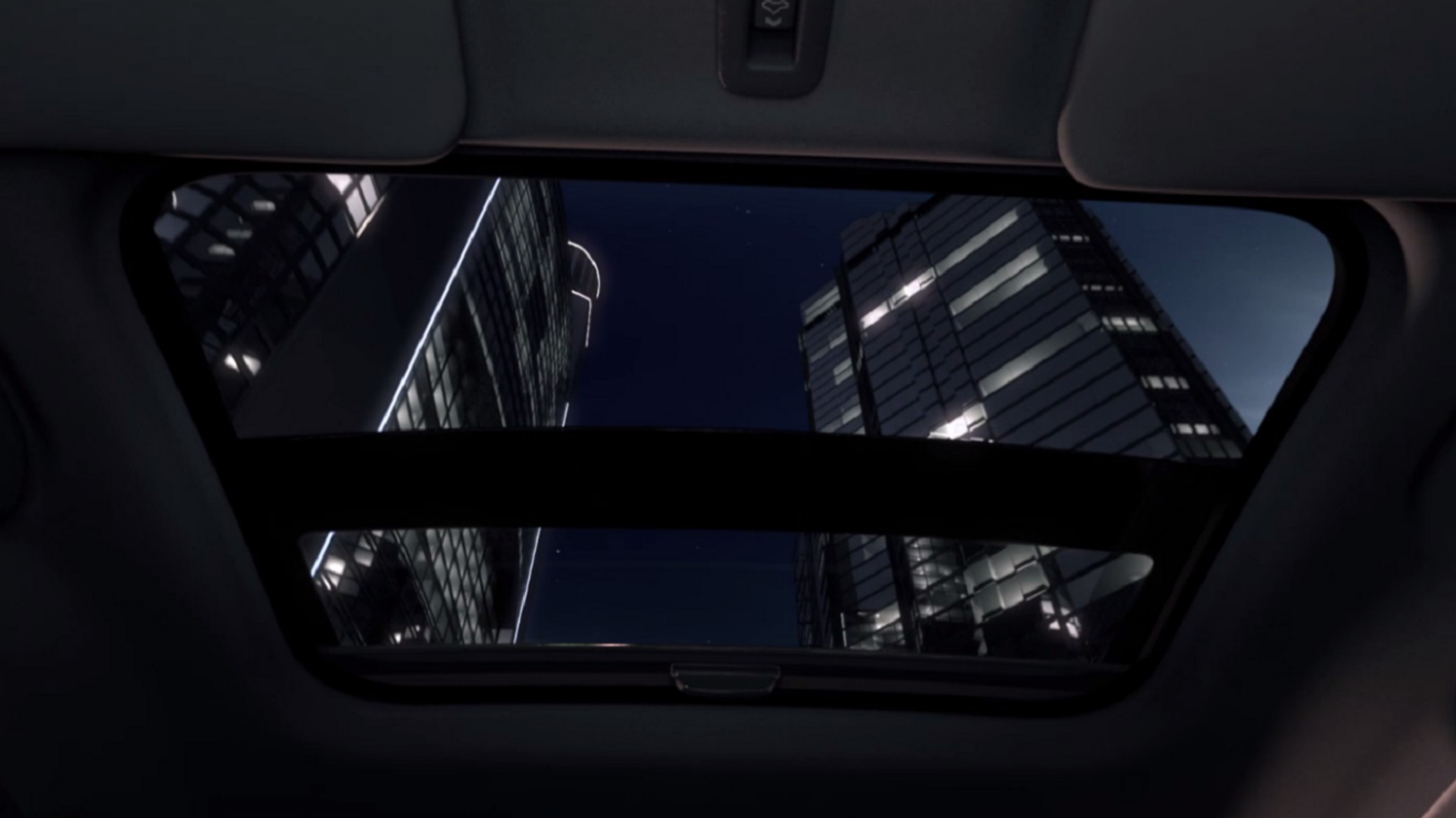 Nissan Juke | Power panoramic sunroof
