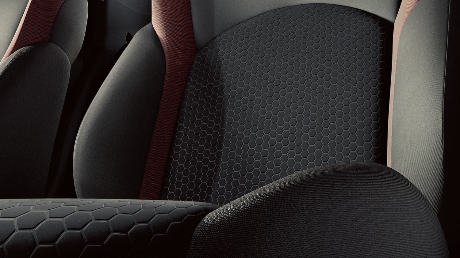 Compact & mini SUV design - Deep bucket seats | Nissan Juke