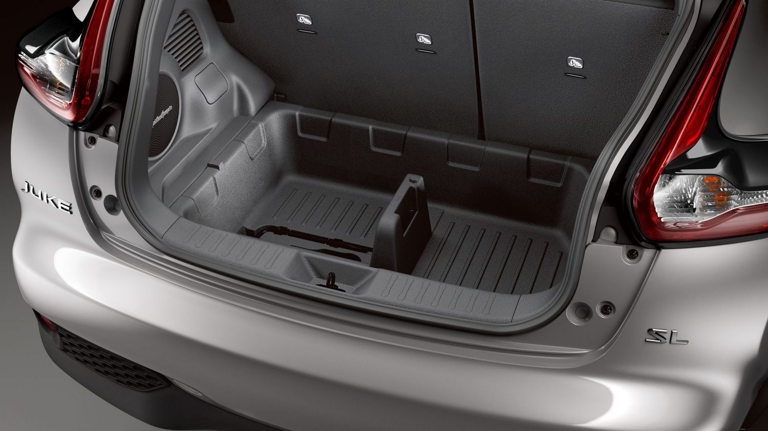 Features Nissan Juke Wiring Diagram Covered Storage Area