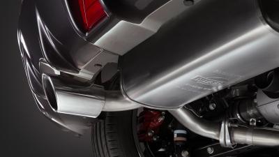 Compact & mini SUV Nismo RS - Exhaust | Nissan Juke