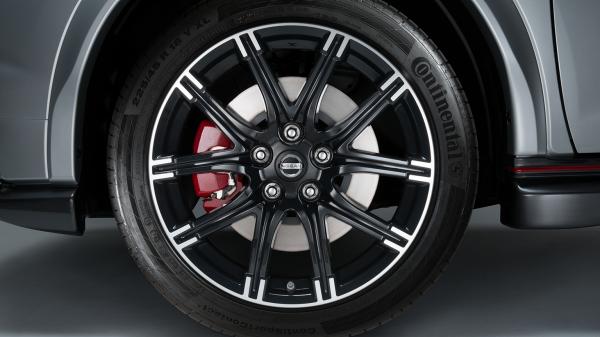 Compact & mini SUV Nismo RS - High performance wheels and tyres | Nissan Juke