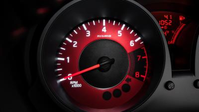 Compact & mini SUV Nismo RS - Rev counter | Nissan Juke