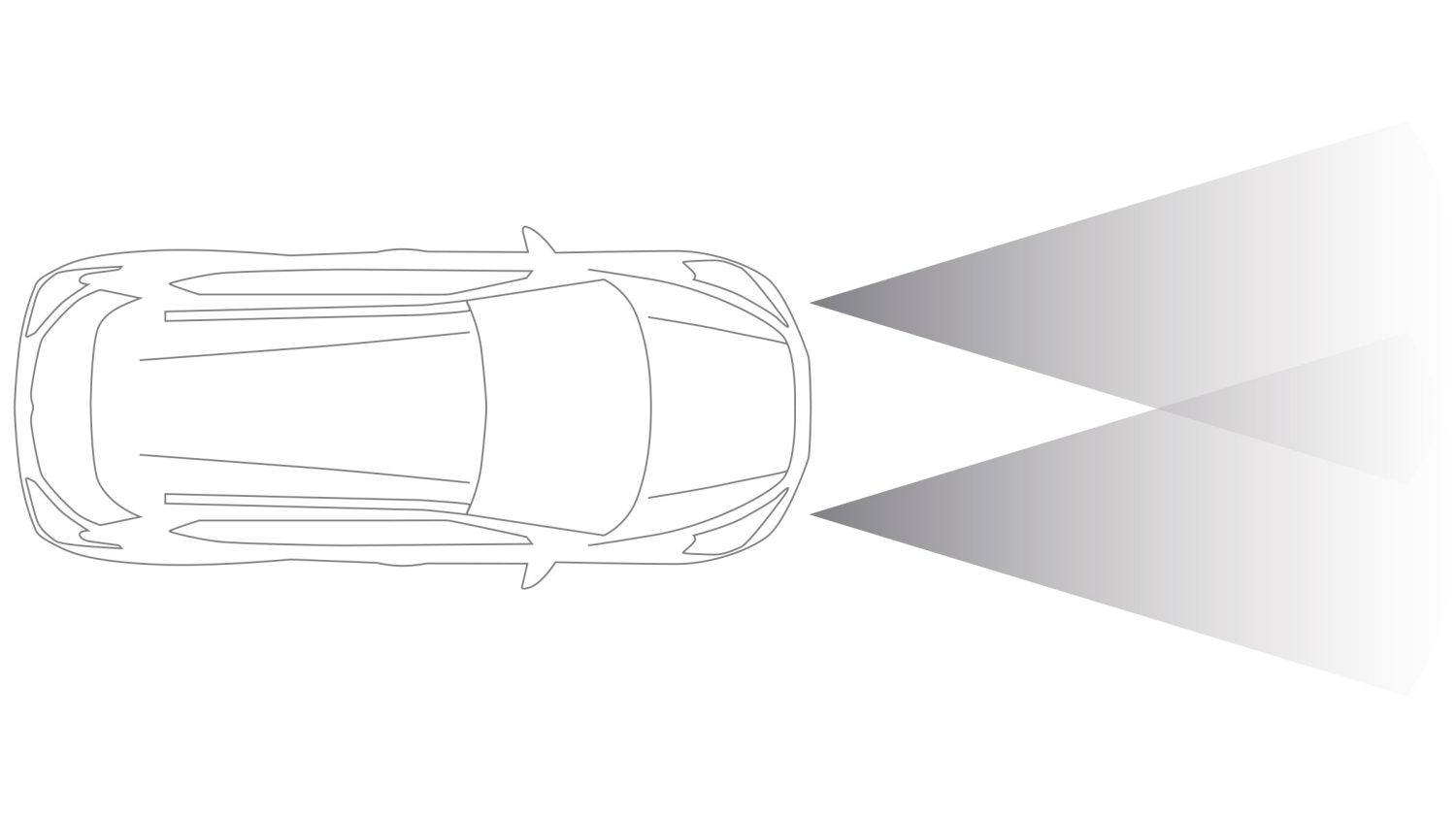 Illustration of a top down view of Kicks