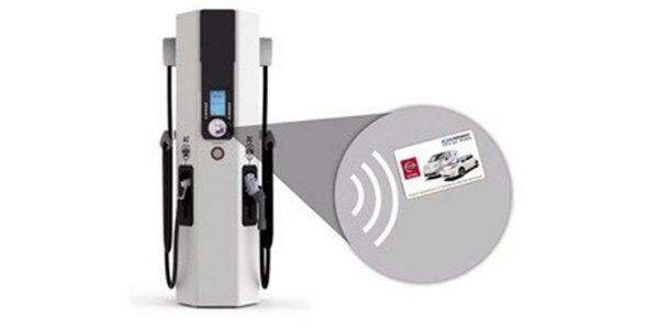 Ny Nissan LEAF station til lynopladning