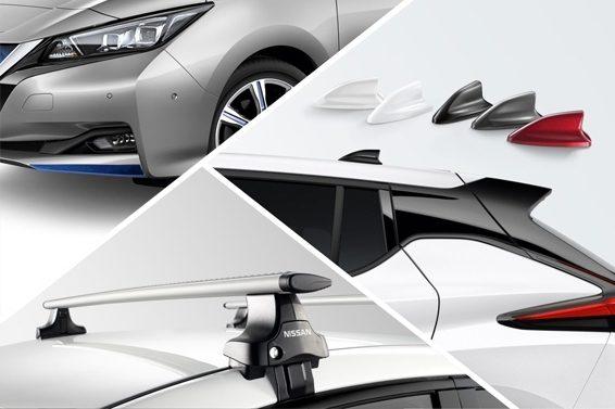 Accessoires de la Nouvelle Nissan LEAF