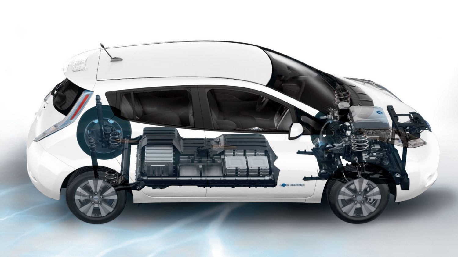 Nissan Leaf Battery Pack >> Performance & Battery Nissan LEAF - Electric Car | Nissan