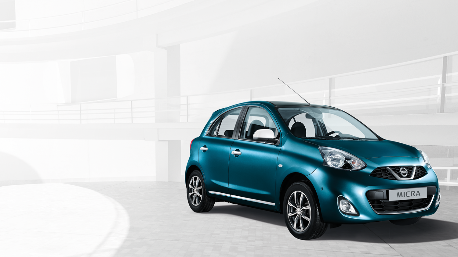 Nissan Micra – Personalisering – Farve