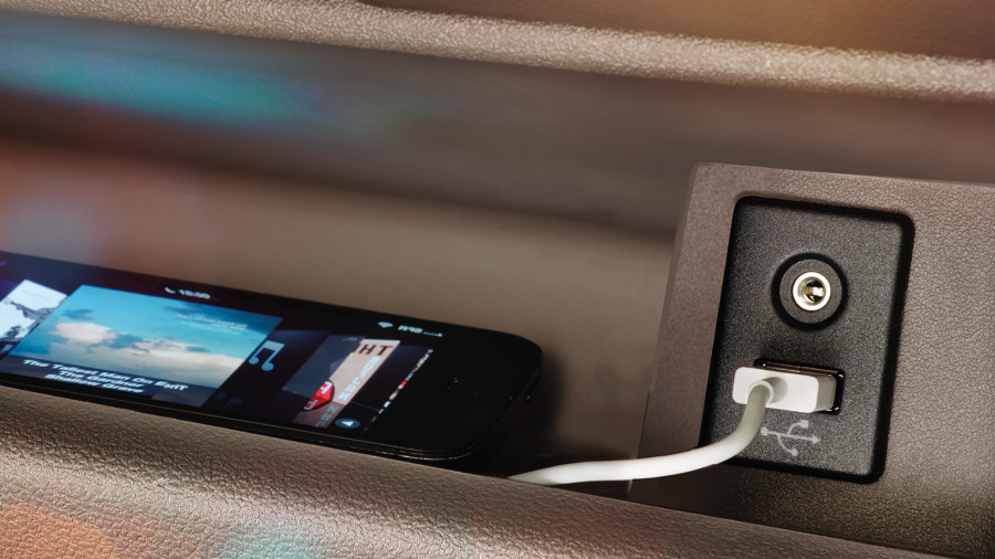 Nissan Micra | USB port