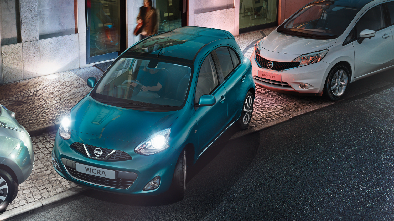 Nissan Micra | Small turning circle