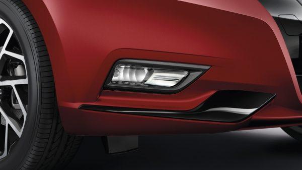 Nissan Micra svjetla  za maglu (samo na verziji Visia)