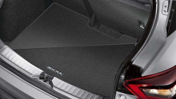 Nissan Micra dvostrani tepih za prtljažnik