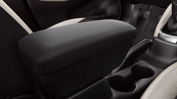 Nissan Micra naslon za ruke, tkanina