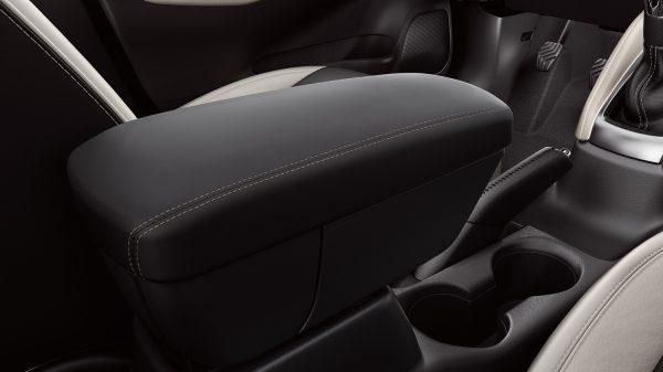 Nissan Micra naslon za ruke, koža