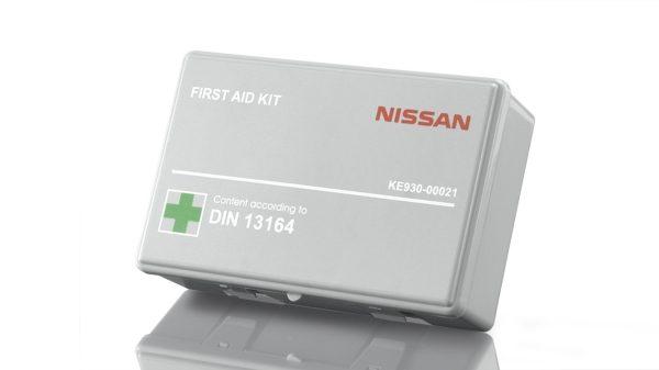 Nissan Micra Sigurnost Tvrda kutija