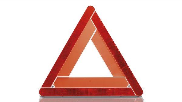 Nissan Micra Sigurnost trokut upozorenja