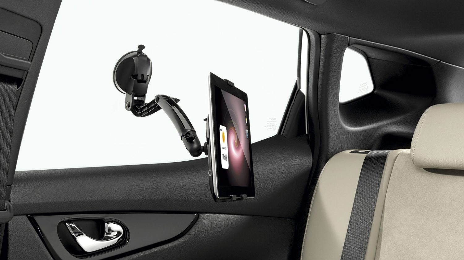 Supporto per tablet Nissan MICRA