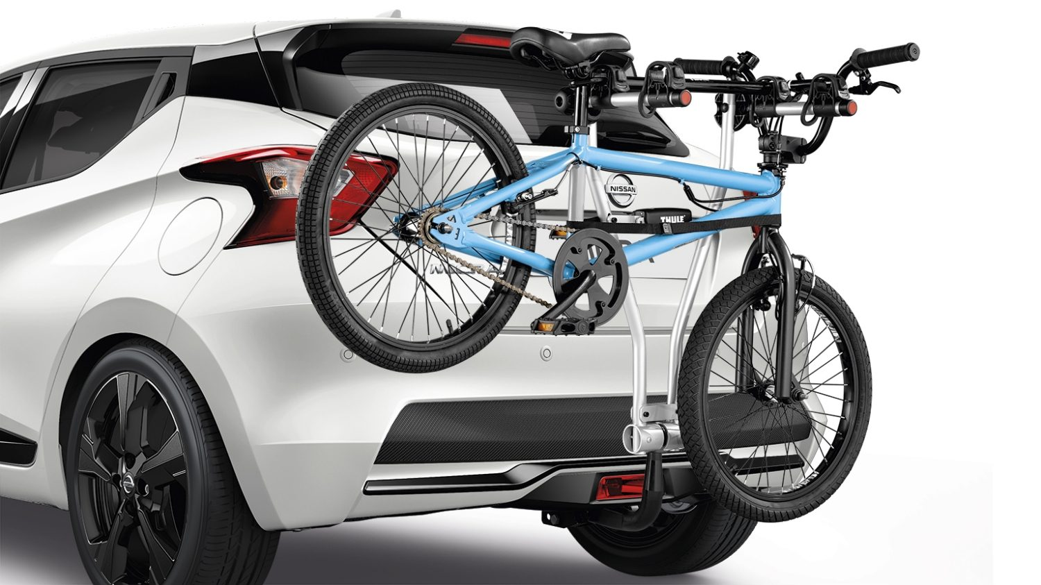Nissan Micra Bike Carrier 2 Bikes