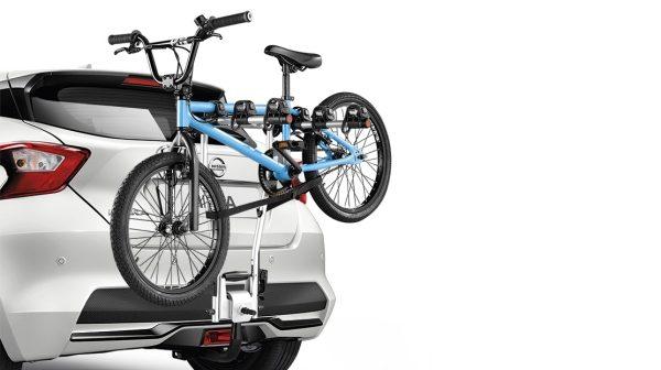 Nissan Micra nosač za bicikle, 3 bicikla