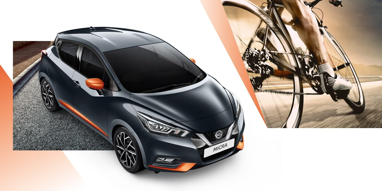 New nissan micra performer universe