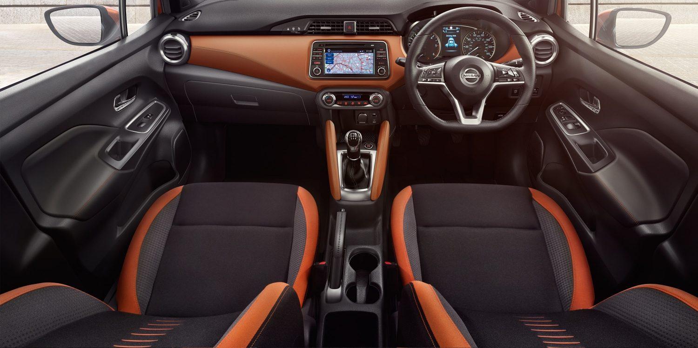 Design   New Nissan MICRA   Interior & Exterior   Nissan