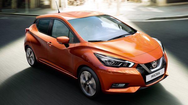 Design esterni Nissan MICRA