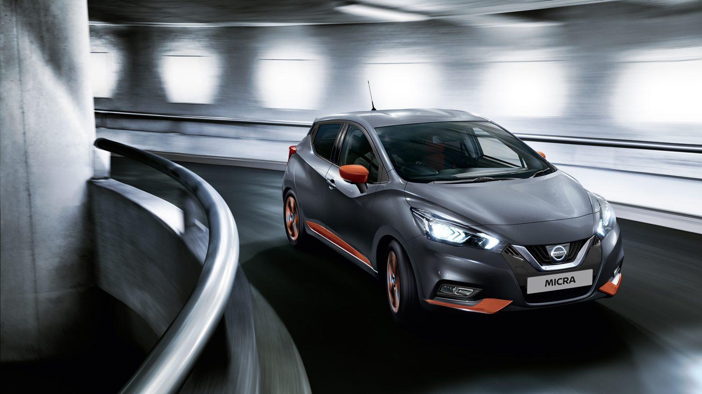 Nissan micra agility