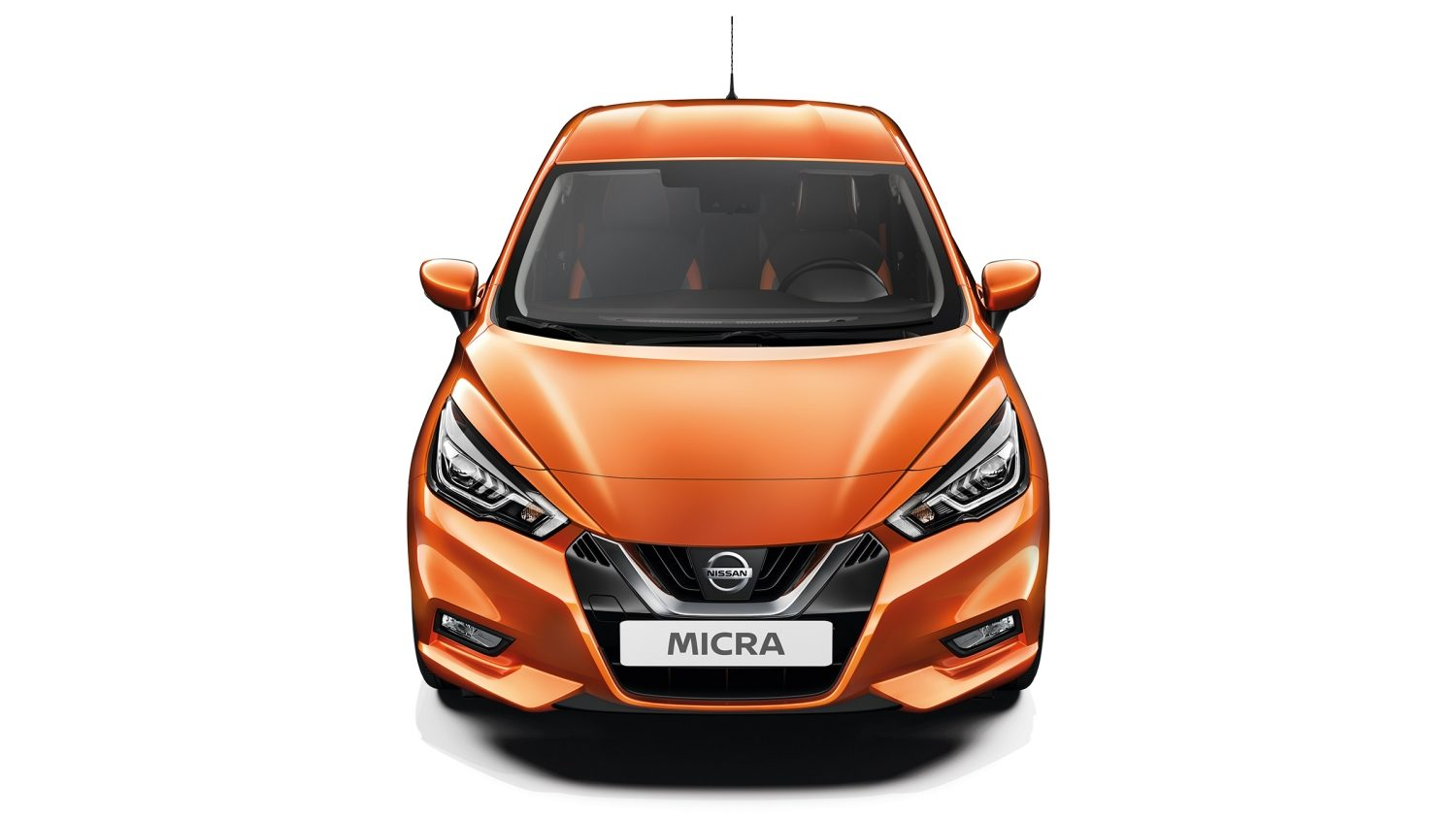 Nissan MICRA front