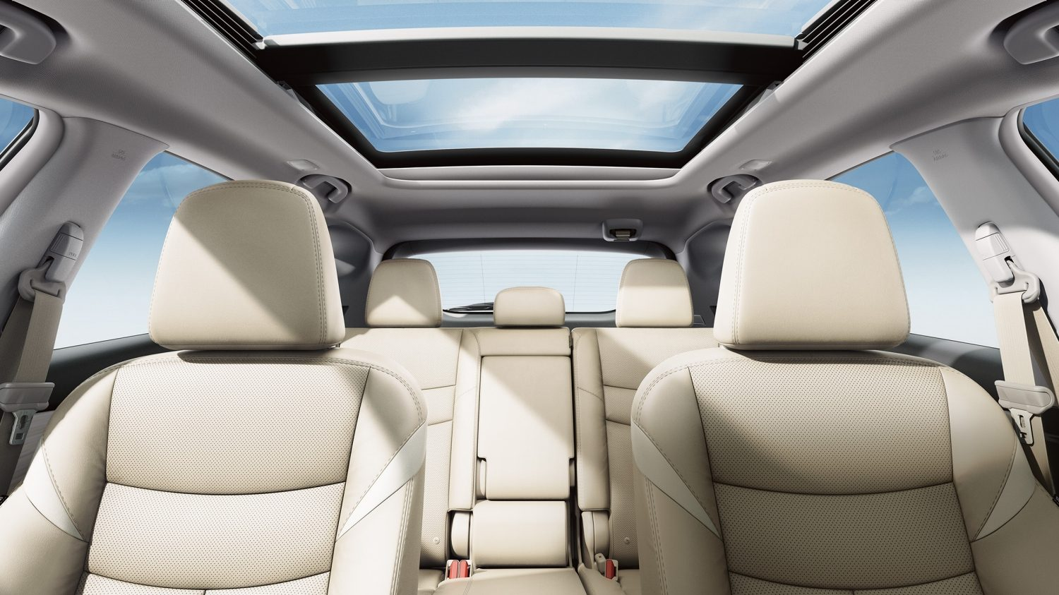 Moonroof de Nissan Murano