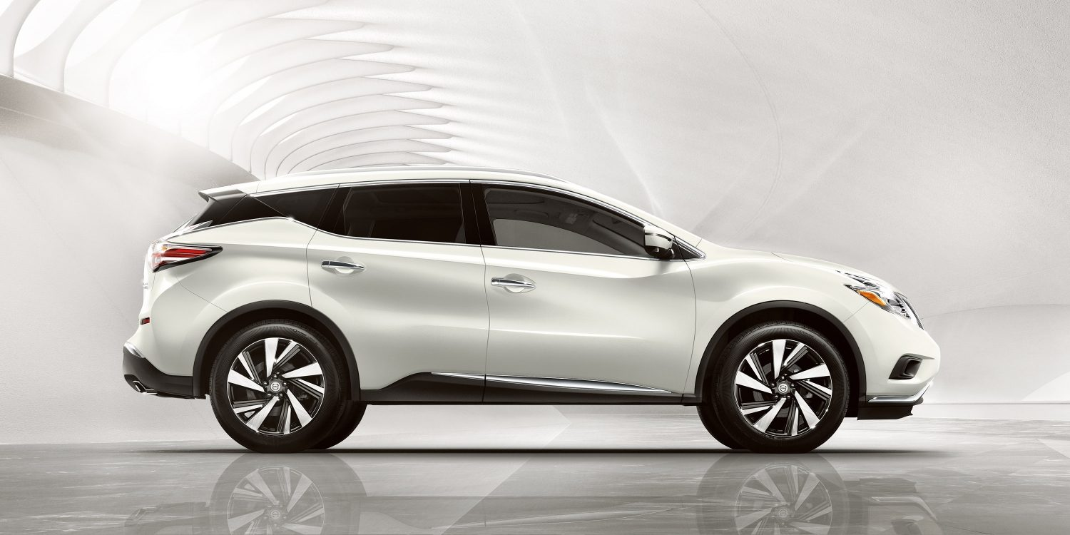 2018 Murano Design Nissan Usa