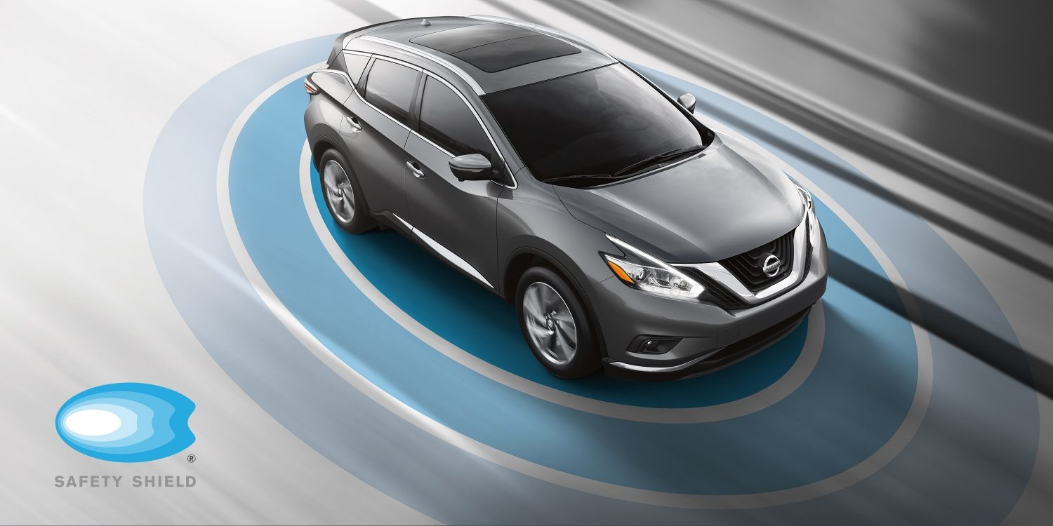 Nissan Safety Shield de Murano