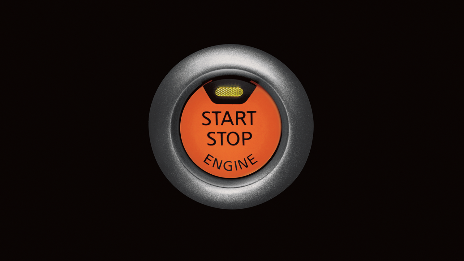Nissan NOTE – Start-stop-knap