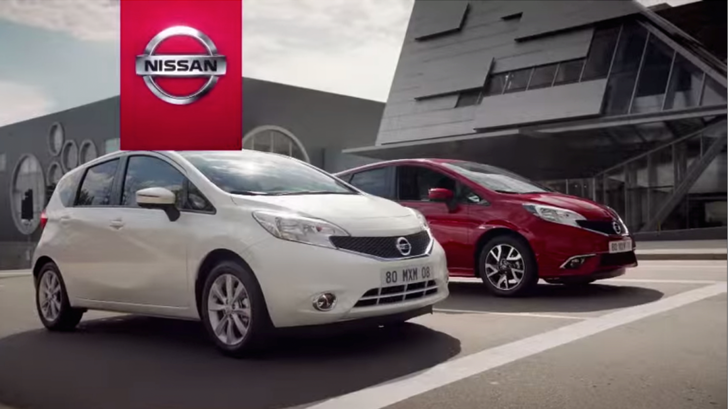 Nissan NOTE – Safety Shield