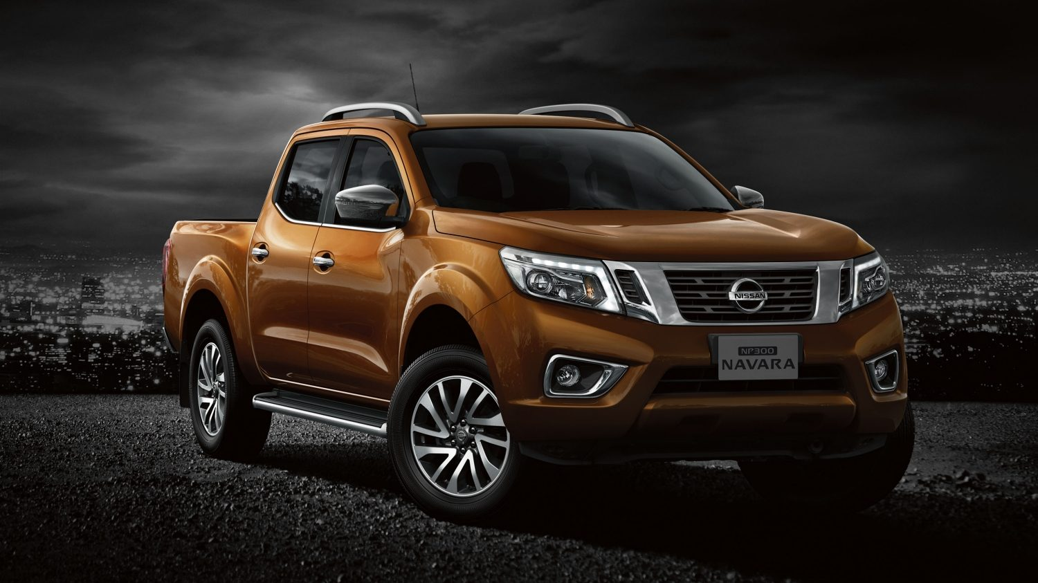 Preisgekrönt: Der NISSAN NAVARA gewinnt den internationalen Pick-up Award 2016*