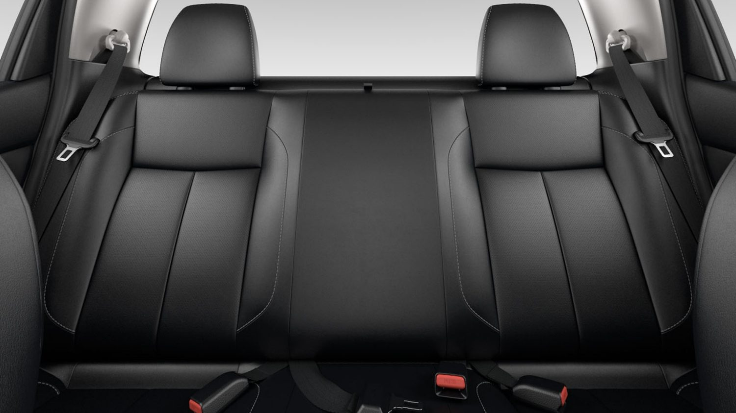 Navara Back Seats