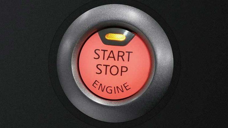 Push Button Start