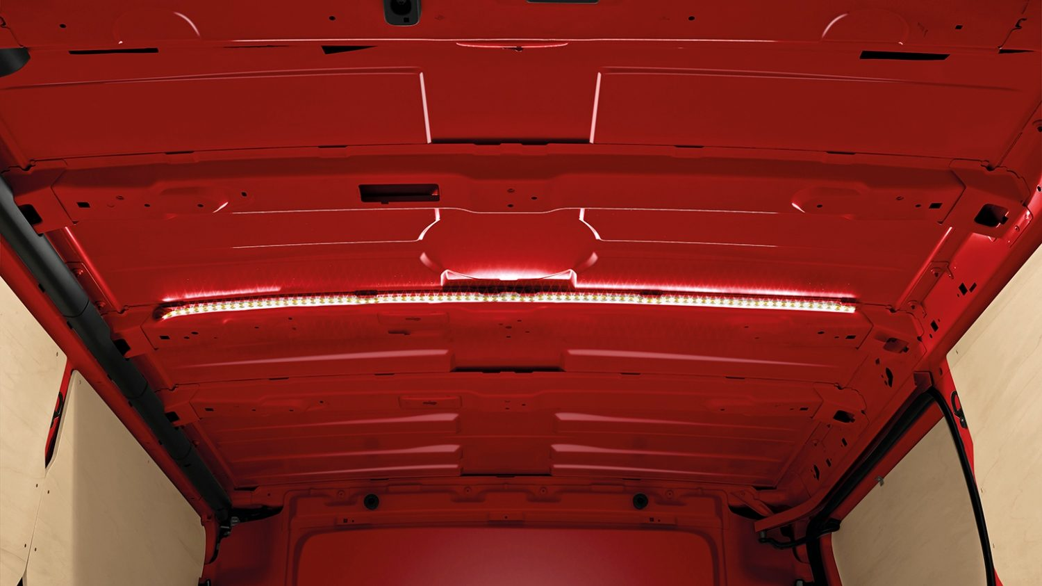 Nissan NV300 - Twee LCV LED strips