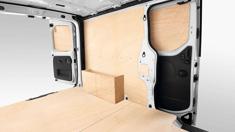 #A0652B Acessórios da Nissan NV300 Veículo comercial Nissan 454 Janelas Duplas Aluminio