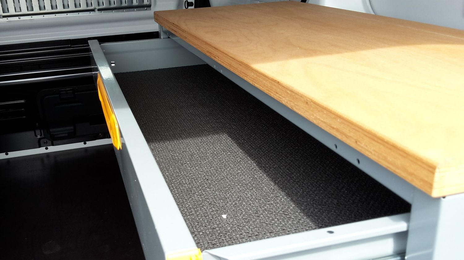 NV300 CONVERSIONS - STOREVAN DRAWER